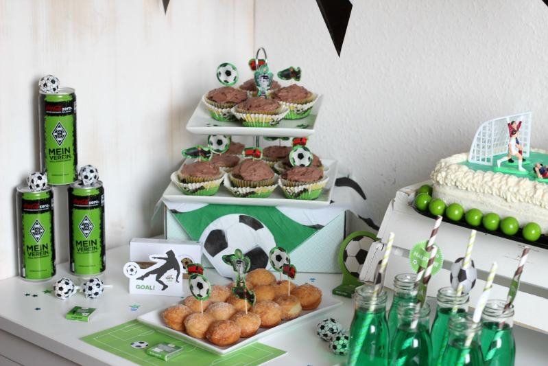 Fussball Geburtstag - Borussia Mönchengladbach 10
