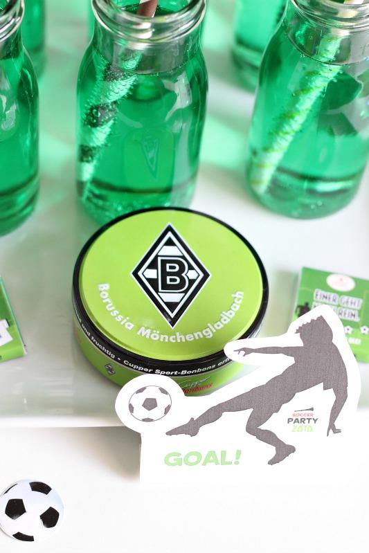 Fussball Geburtstag - Borussia Mönchengladbach 11