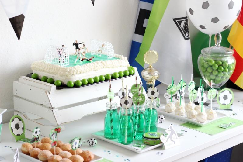 Fussball Geburtstag - Borussia Mönchengladbach 1