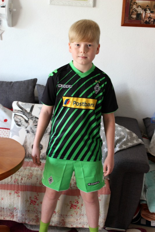 Fussball Geburtstag - Borussia Mönchengladbach 4