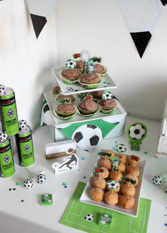 Fussball Geburtstag - Borussia Mönchengladbach 18