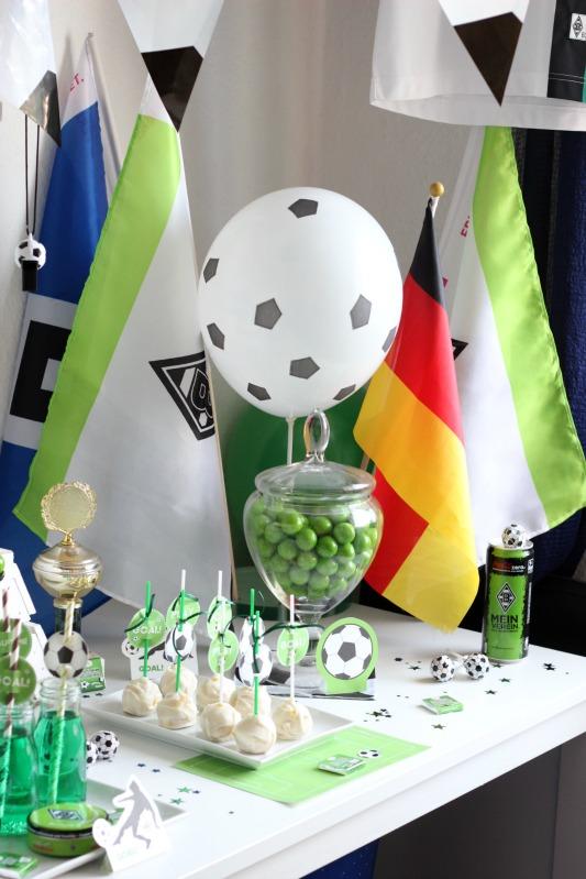 Fussball Geburtstag - Borussia Mönchengladbach 28