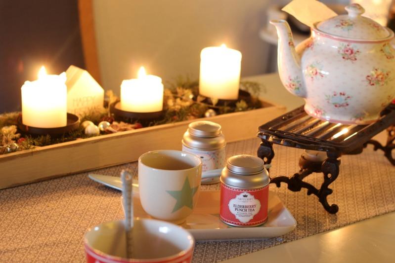 Tschüss Weihnachtskram, gemütlich ist es trotzdem! Mohn-Marzipan Torte mit Himbeerfüllung 19