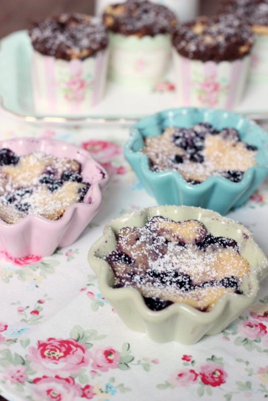 Russischer Zupfkuchen Muffins und ein bisschen Osterdeko 41