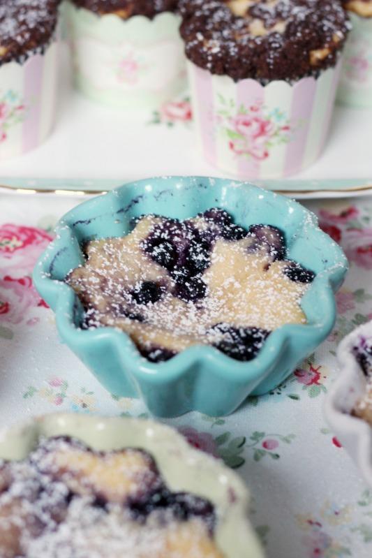 Russischer Zupfkuchen Muffins und ein bisschen Osterdeko 42