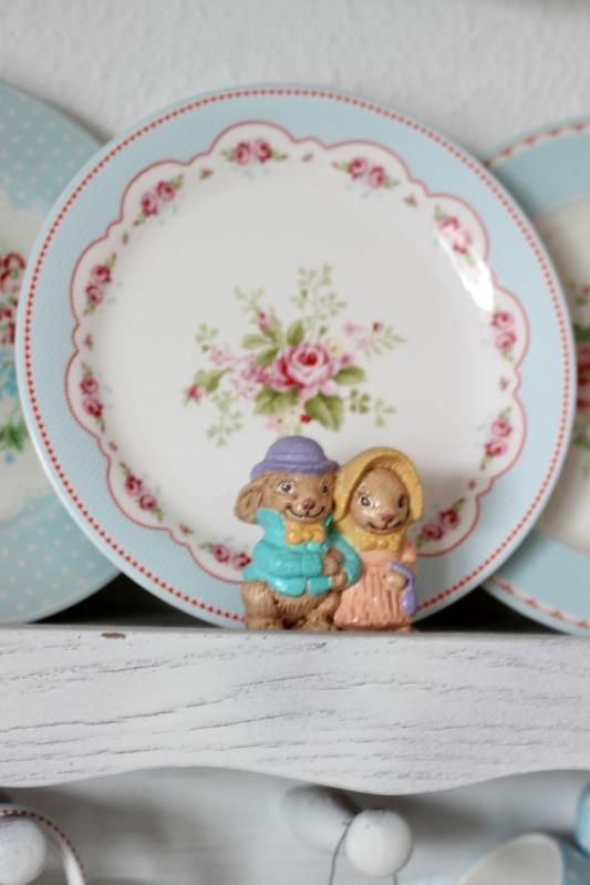 Russischer Zupfkuchen Muffins und ein bisschen Osterdeko 44