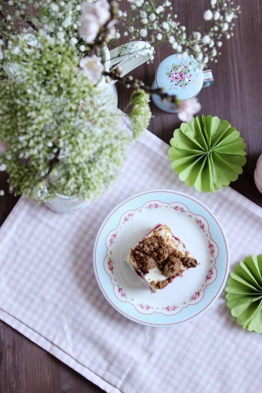 Kirsch-Käse-Streuselkuchen vom Blech 26