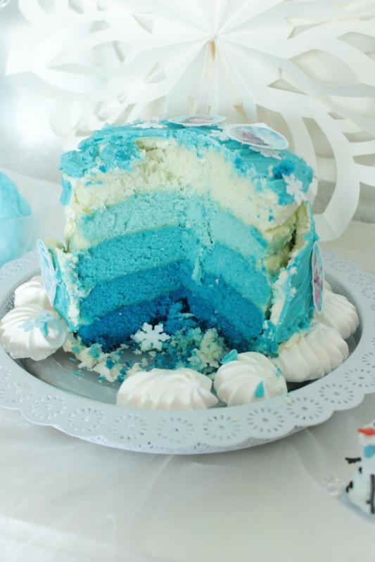 Eiskönigin Geburtstagsparty - Frozen Birthday Party 8