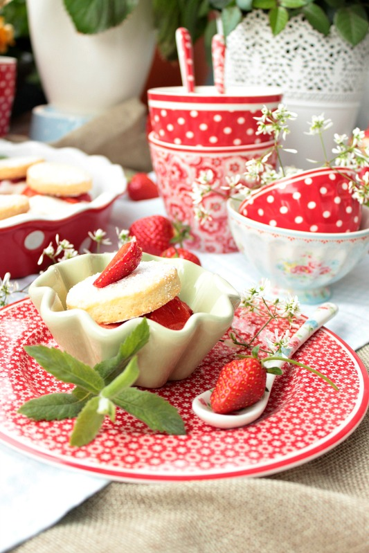 Leckere Strawberry Shortcakes 3