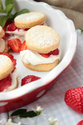 Leckere Strawberry Shortcakes 10