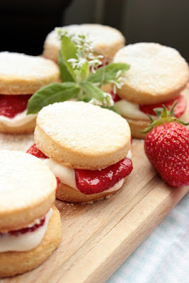 Leckere Strawberry Shortcakes 11