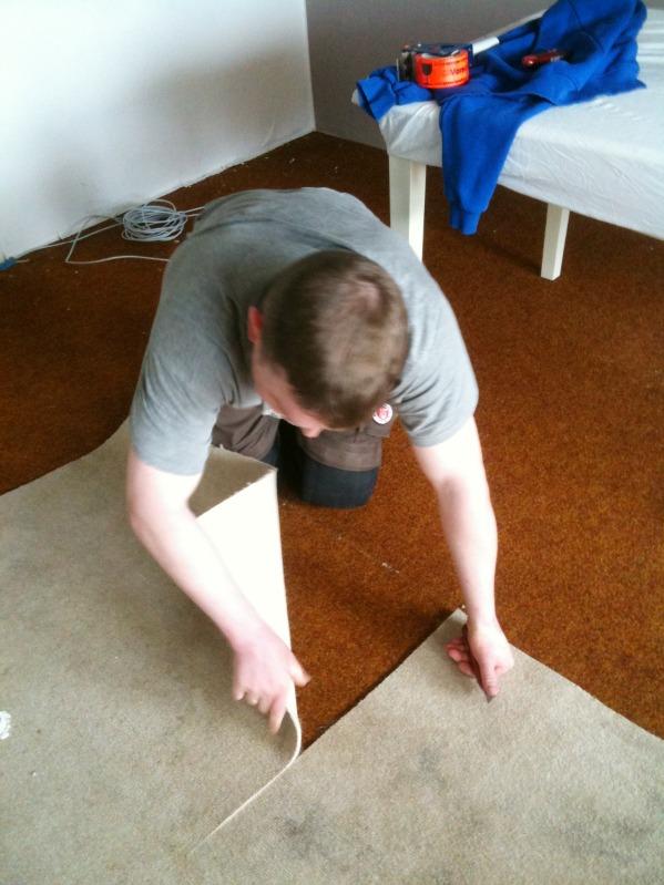 Wohnzimmer-Renovierung , abgeschlossen!!!! 6