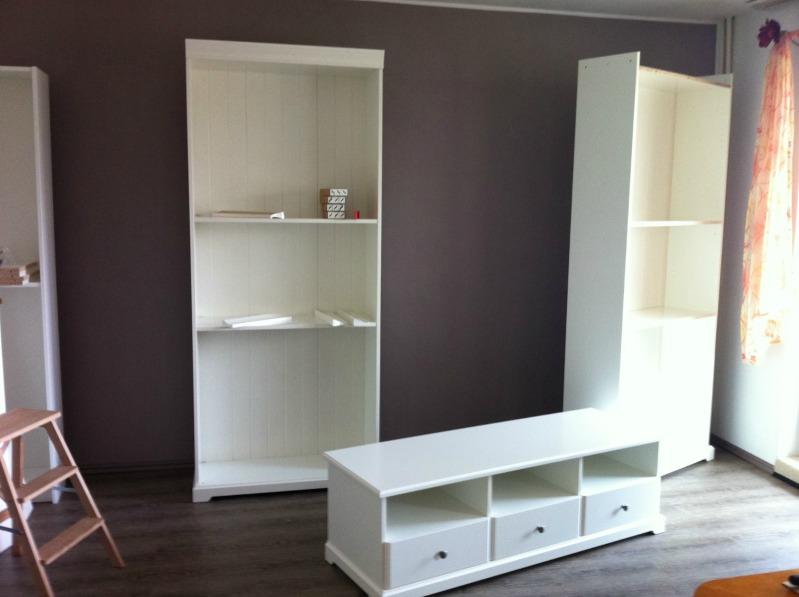 Wohnzimmer-Renovierung , abgeschlossen!!!! 8