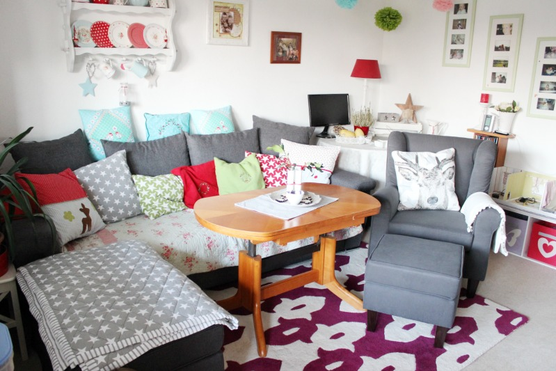 Wohnzimmer-Renovierung , abgeschlossen!!!! 4