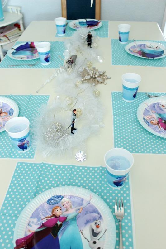 Eiskönigin Geburtstagsparty - Frozen Birthday Party 5