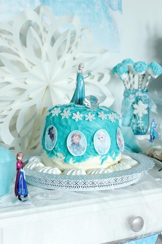 Eiskönigin Kindergeburtstag