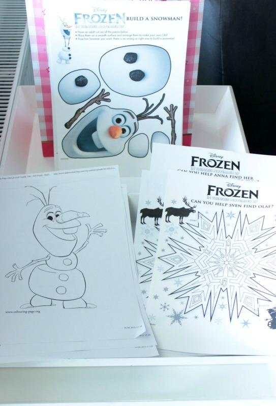 Eiskönigin Geburtstagsparty - Frozen Birthday Party 10