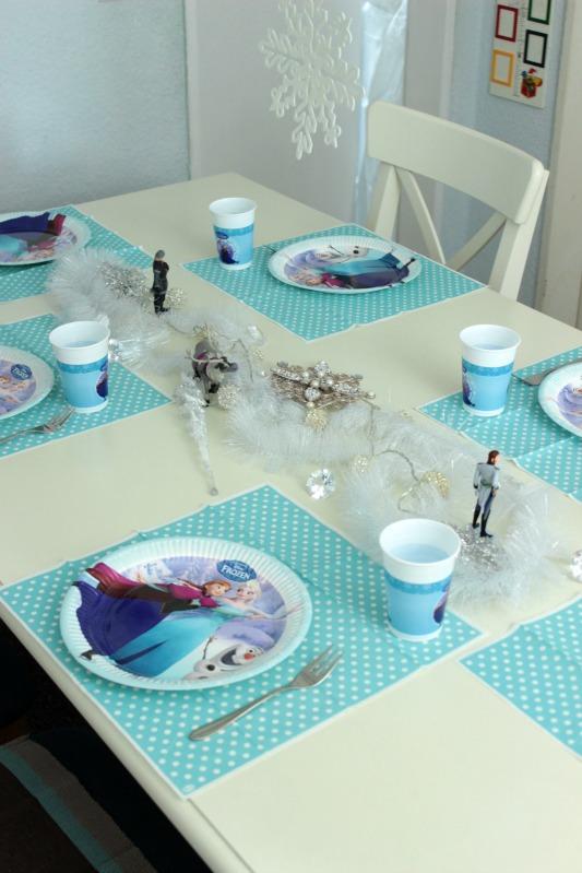 Eiskönigin Geburtstagsparty - Frozen Birthday Party 6