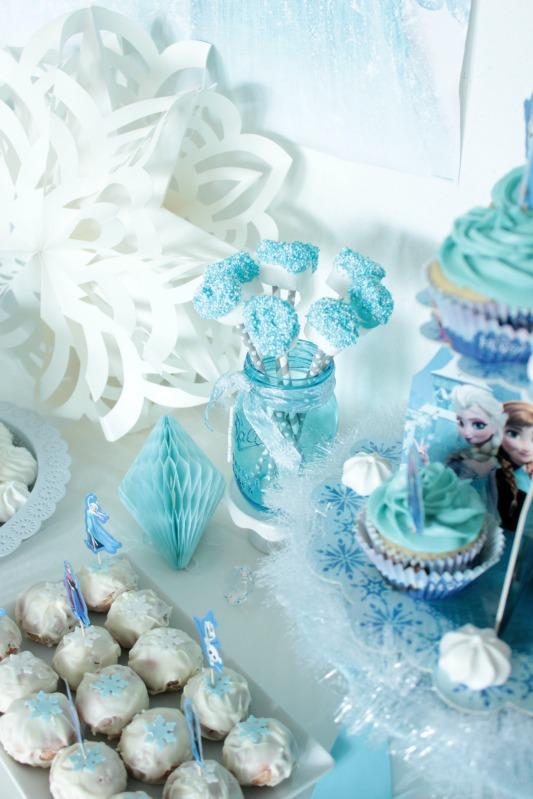 Eiskönigin Geburtstagsparty - Frozen Birthday Party 3