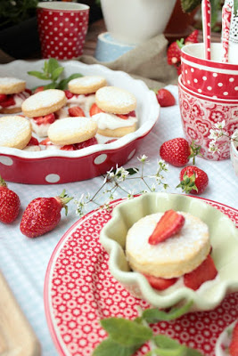 Leckere Strawberry Shortcakes 6