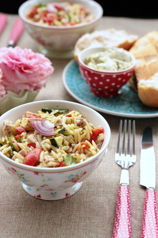 Kritharaki / Orzo Salat 8