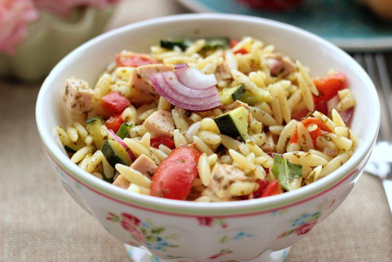 Kritharaki / Orzo Salat 1