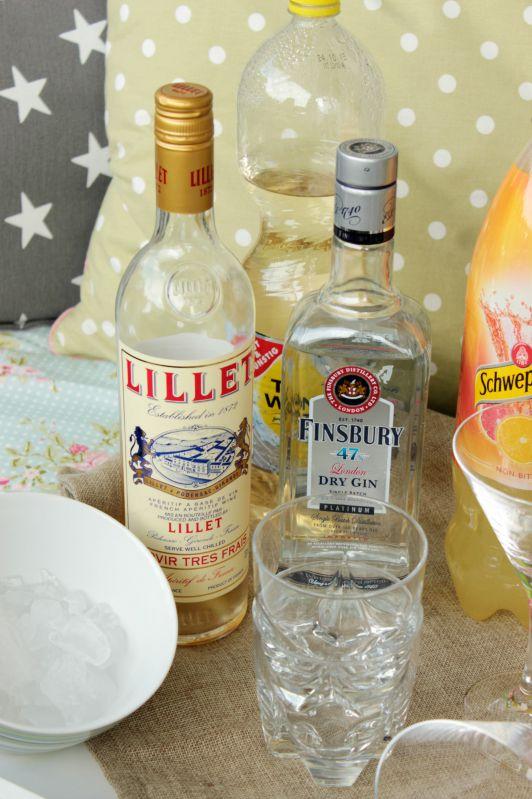 Lillet-Waldbeeren Charlotte und eine kleine Lillet Cocktail Party mit 5 Rezepten 51