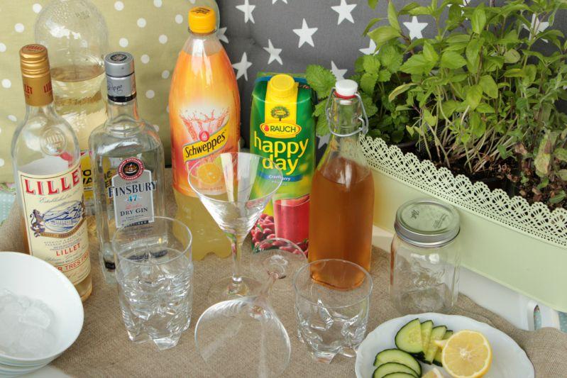 Lillet-Waldbeeren Charlotte und eine kleine Lillet Cocktail Party mit 5 Rezepten 50