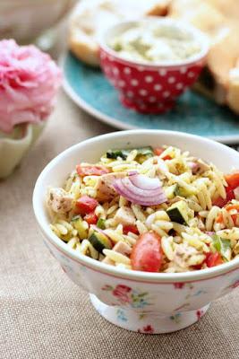 Kritharaki / Orzo Salat 12