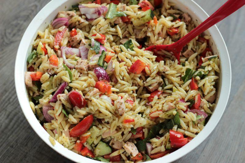 Kritharaki / Orzo Salat 11