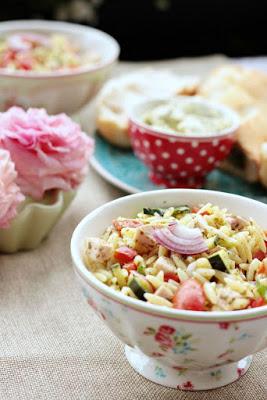 Kritharaki / Orzo Salat 9