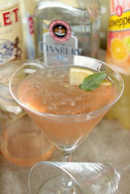 Lillet-Waldbeeren Charlotte und eine kleine Lillet Cocktail Party mit 5 Rezepten 53