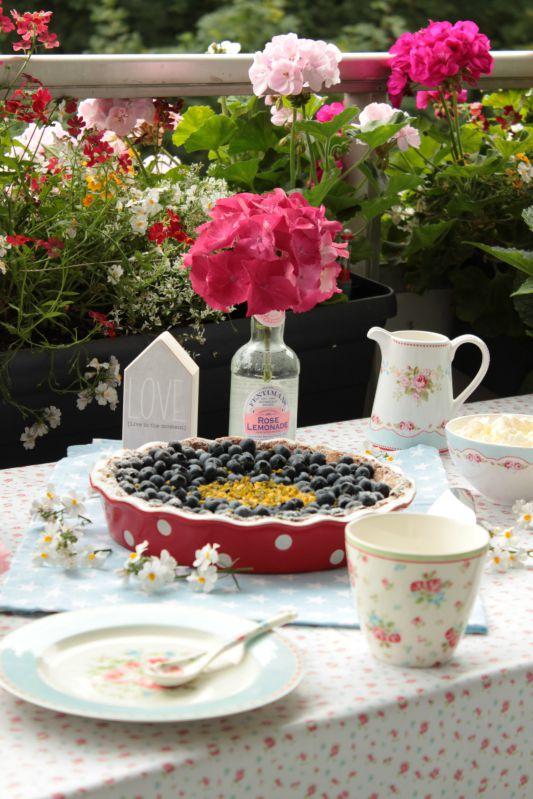 Blaubeer-Lemoncurd Tarte 55