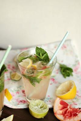 Cocktail Rezepte - Mojito Mocktail und Ballantines Brasil Highland Samba 8