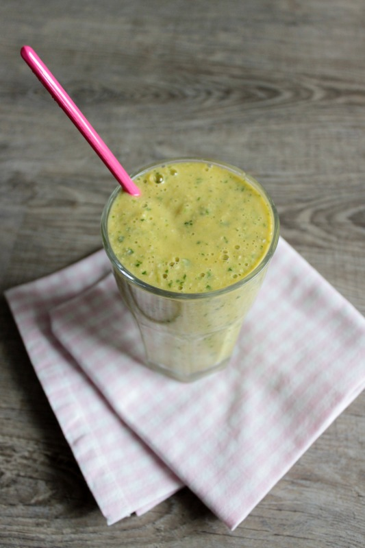 Gesundes Frühstück - Smoothies,Quesadillas und Overnight Oats 2