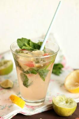 Cocktail Rezepte - Mojito Mocktail und Ballantines Brasil Highland Samba 10