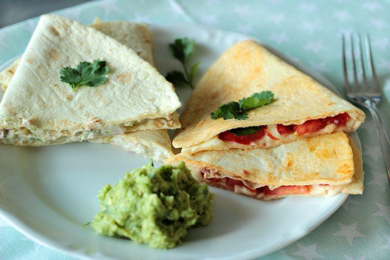 Gesundes Frühstück - Smoothies,Quesadillas und Overnight Oats 6
