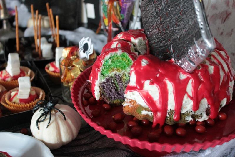 Halloween Party - ein Rückblick auf einen etwas anderen Geburtstag 12