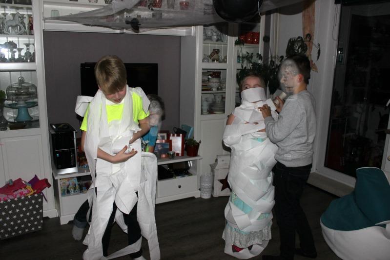 Halloween Party - ein Rückblick auf einen etwas anderen Geburtstag 22