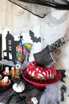 Halloween Party - ein Rückblick auf einen etwas anderen Geburtstag 14