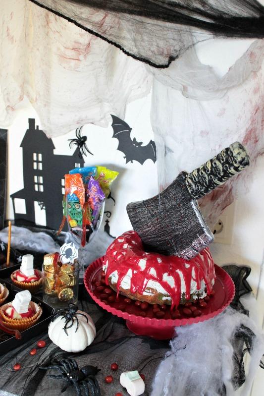 Halloween Party - ein Rückblick auf einen etwas anderen Geburtstag 10