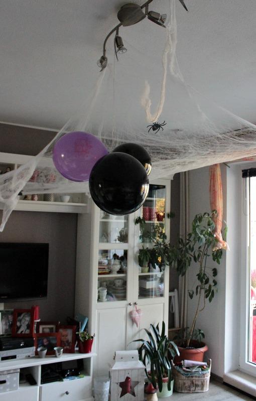 Halloween Party - ein Rückblick auf einen etwas anderen Geburtstag 21