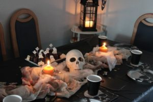 Halloween – ein Rückblick auf die etwas andere Geburtstags Party
