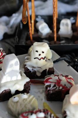 Halloween Party - ein Rückblick auf einen etwas anderen Geburtstag 13