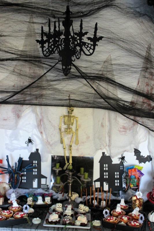 Halloween Party - ein Rückblick auf einen etwas anderen Geburtstag 1