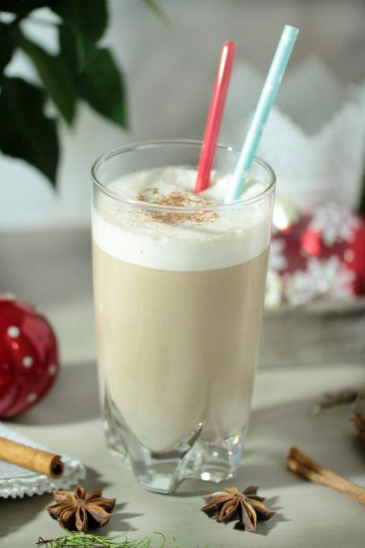Schoko-Milchkaffee mit Gewürzen / Türchen Nr.7 16