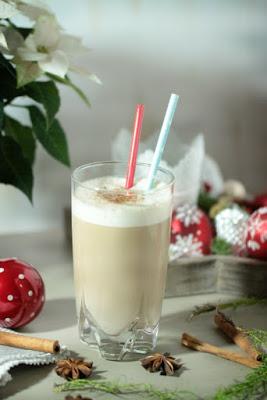 Schoko-Milchkaffee mit Gewürzen / Türchen Nr.7 18