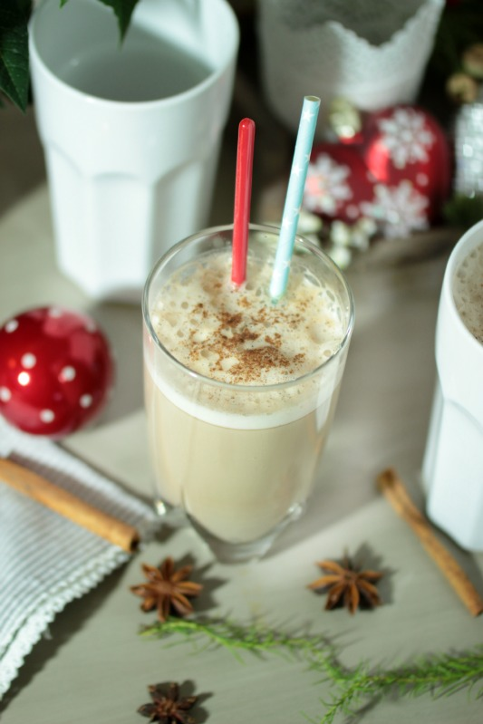 Schoko-Milchkaffee mit Gewürzen / Türchen Nr.7 19