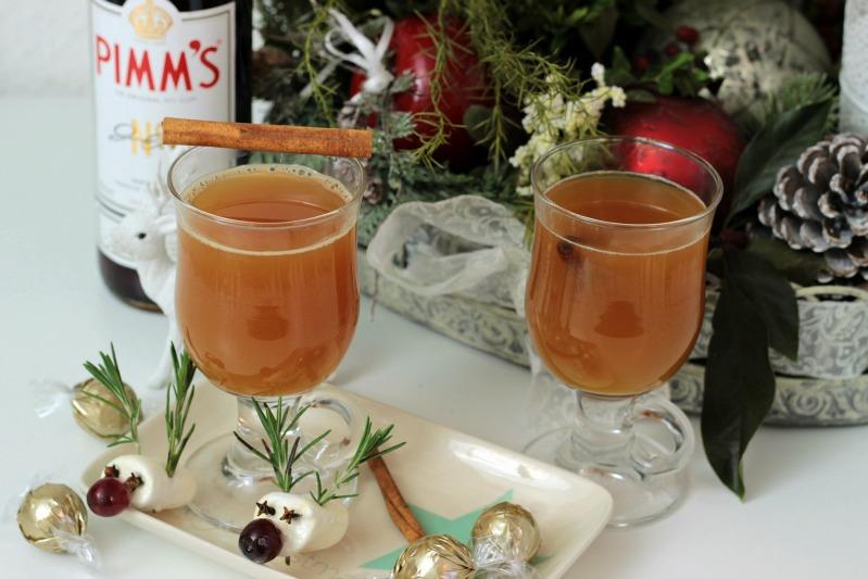 Adventskalendertürchen Nr.23- Hot Pimms, Eierpunsch mit Baileys und Fliederbeerpunsch 1