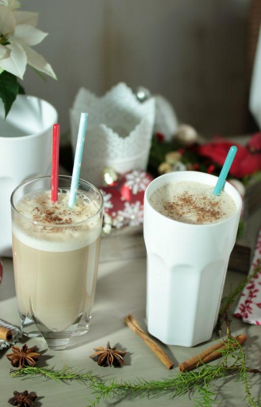 Schoko-Milchkaffee mit Gewürzen / Türchen Nr.7 6